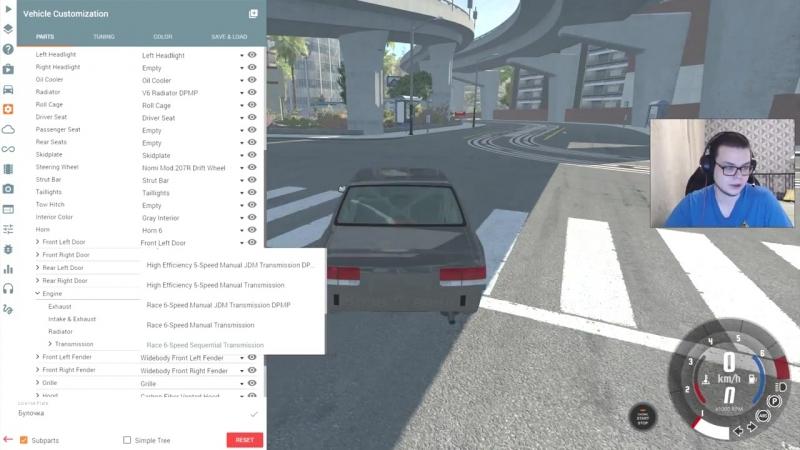 [Bulkin] КОРОЛЬ ДРИФТА! МНЕ БРОСИЛИ ВЫЗОВ! (BEAM NG DRIVE)