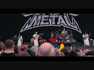 BABYMETAL - Ijime,Dame,Zettai - Live at Sonisphere 2014,UK (OFFICIAL)
