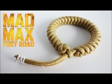 How to Make a Mad Max Snake Knot Paracord Bracelet 2.0 Tutorial (Alternate Method)