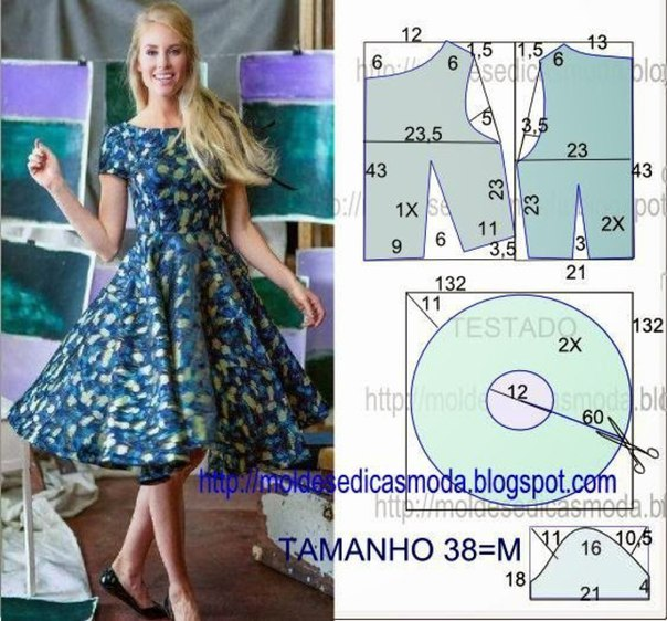 Летние платья шить самой