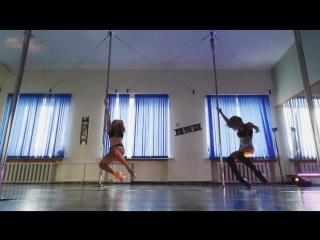 Надежда Ларионова (Exotic Pole Dance)