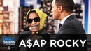 """A$AP Rocky Testing"""" and the Launch of AWGE The Daily Show"""