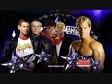 (WWE Mania) WrestlwMania XXV Chris Jericho vs. The Legends