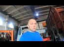 Я в отпуск до 27.05. Встал на капитальный ремонт КАМАЗ ломовоз с манипулятором ВЕЛМАШ ОМТ-97М.