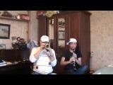 Александр Давыдов и Анатолий Сизонов играют джаз