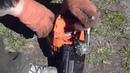 How to start a chainsaw without carburetor Как завести бензопилу без карбюратора