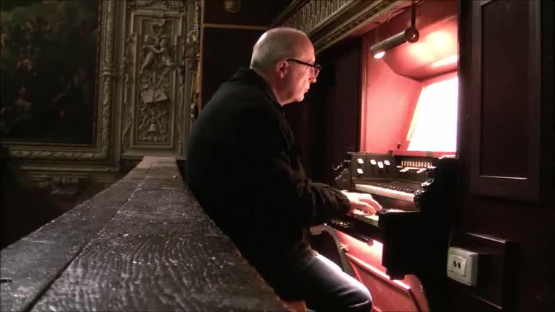 563 J. S. Bach - Fantasia and Imitation in B minor, BWV 563 - Aldo Locatelli, organ