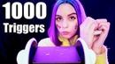 1000 TRIGGERS IN 1 HOUR ASMR 1000 ТРИГГЕРОВ ЗА 1 ЧАС АСМР