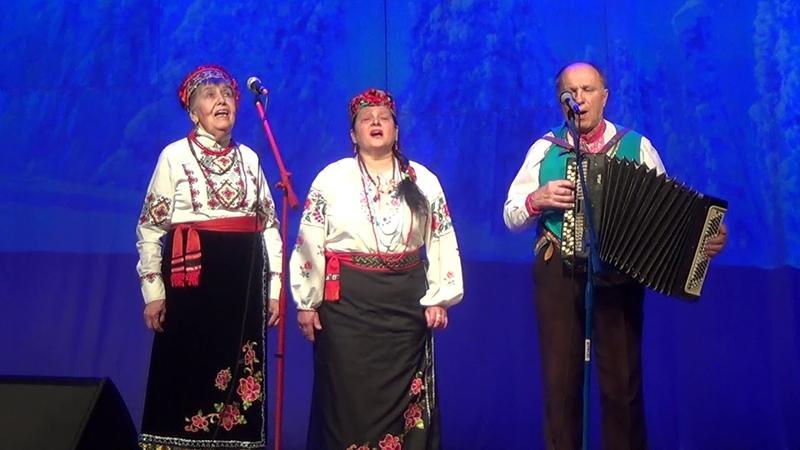 Гуцулка Ксеня Українська народна пісня