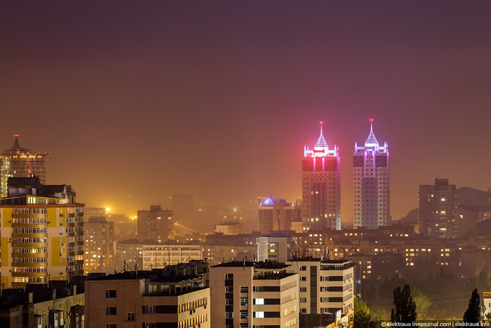Донецкий мегаполис