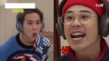P.O frustrated Mino - P.O and Mino Funny Moments part 2