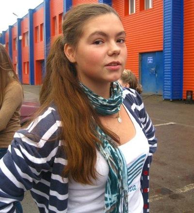 Анна Сергеева, 1 ноября 1998, Нижний Новгород, id94560526