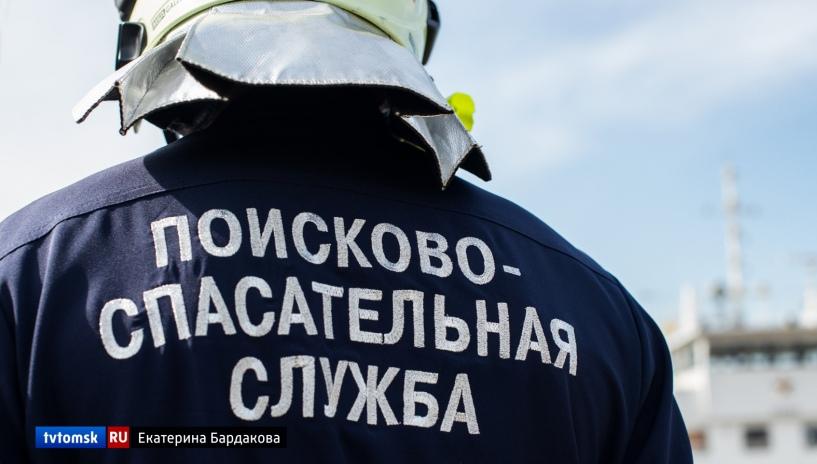 Томские спасатели сняли с трансформаторной будки 12-летнего мальчика