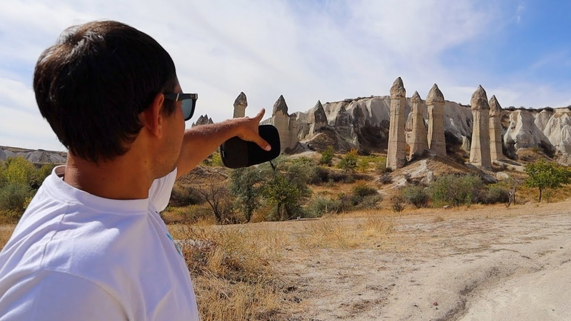 7 Турция Долина Писюнов Эротическая Каппадокия Стоимость полета на шаре