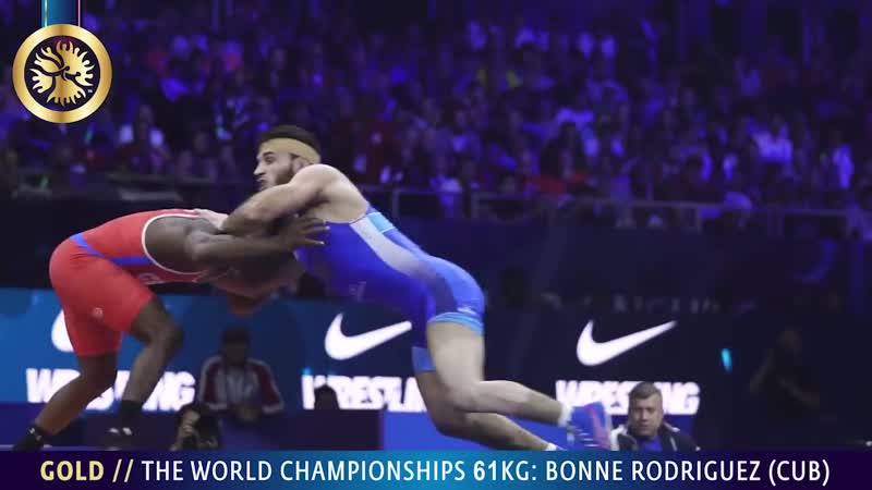 Gold Medal Matches - Freestyle 1 - World Championships 2018