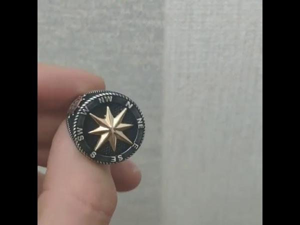 Super Dənizçi Üzüyü Sailor üzük lövbər Gəmi Dənizçi Seaman kapitan super ring gümüş