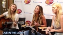 Runaway June 'Blue Roses' Live in the Lobby