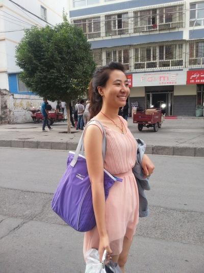 Лариса Синь-Юнпин, 13 сентября 1994, Екатеринбург, id223775415