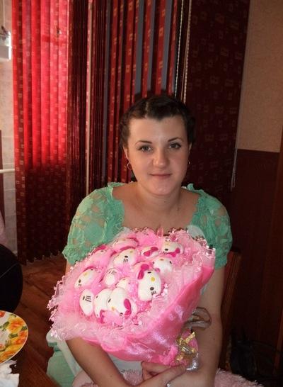 Лилия Черкас, 20 октября 1988, Харьков, id160397178
