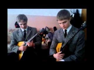 Братья близнецы Приезжев Петр и Приезжев Василий в программе Гармонисты России для Гармонь ТВ