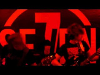 POINT OF REBIRTH в клубе Seven bar 28.03.2014