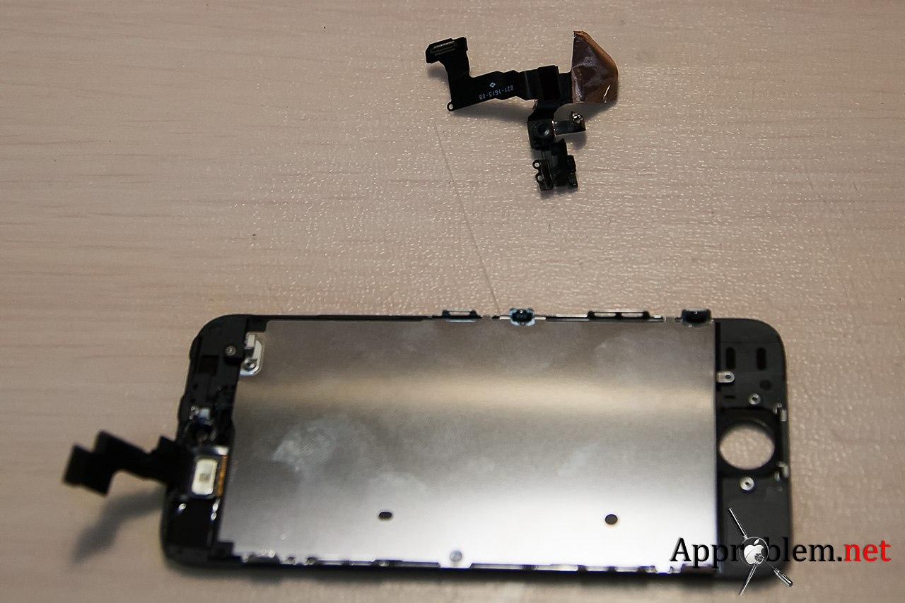Как заменить дисплей iPhone 5S