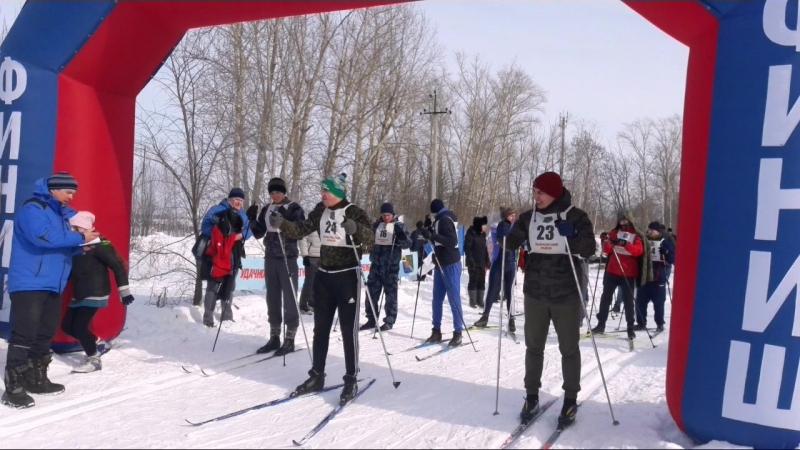 Районные соревнования по лыжным гонкам на Кубок и призы Главы Администрации Рыбновского муниципального района Рязанской области
