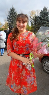 Анастасия Тамаева, 1 мая 1993, Кострома, id140220157