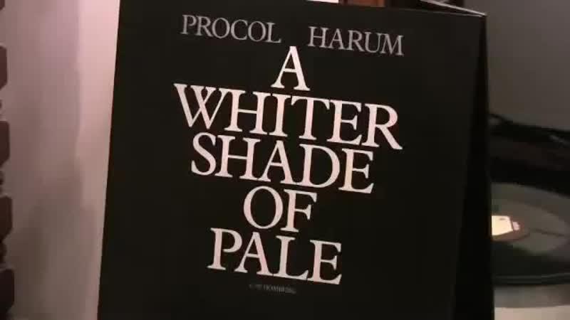 Procol Harum - A Whiter Shade of Pale - 45 RPM 12 Inch Vinyl True Mono Mix
