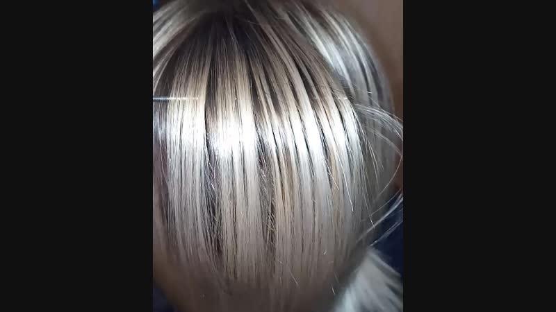 💥Hair Repair Reconstruction ботокс волос для💥 Тотальная рестоврация волос на молекулярном уровне.  mephisto_hair_project mhp