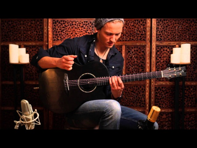 Calum Graham The Nomad Solo Acoustic Guitar