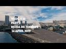 TENERIFE MODA МОДА НА ТЕНЕРИФЕ Fashion Show, Efrain Medina, Arquimedes Llorens, Body art
