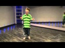 Саша Алехин - урок 5: видео уроки танцев хип хоп