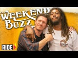 Justin Strubing & Shuriken Shannon: Super Soaked & Strip Searched! Weekend Buzz ep. 59 part 1 !!!