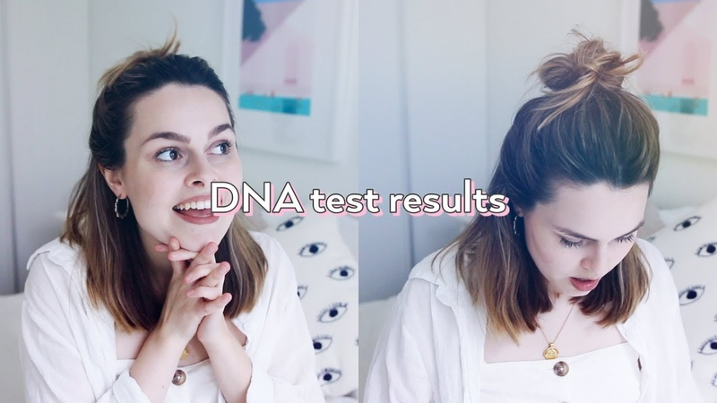 Getting My Ancestry DNA Test Results | 23andMe | Lucy Moon
