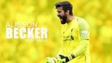 Alisson Becker - 20182019 - Liverpool - Amazing Saves - HD