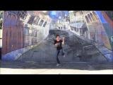 Танцевальный жонглер