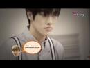( Рус.саб) Cross Gene   Pops in Seoul   Making Video   I′m Not A Boy, Not Yet A Man)