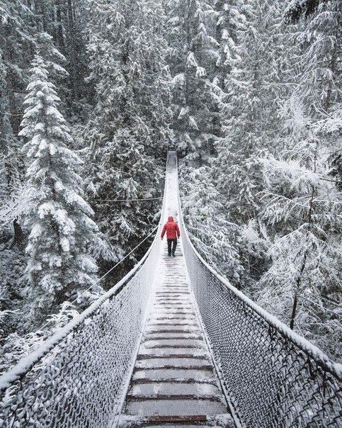 Зима не повод сидеть дома