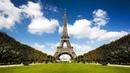 Французские власти приступили к возведению стеклянных барьеров вокруг Эйфелевой башни