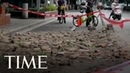 Tsunami Warning Issued In Japan After Powerful Earthquake | TIME