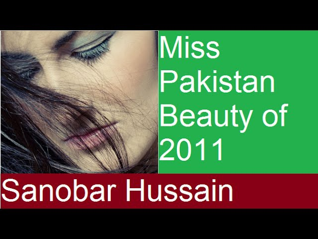 Complete Biography of Sanobar Hussain Miss Pakistan Beauty Queen Title Holder,in urdu,urdu tv hub
