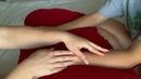 [ASMR] Gentle Hand Arm Tickling Massage Skin Brushing (No Talking)