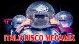 Italo Disco Megamix II Hot Eurodisco Summer 80 hits II Nonstop Golden Oldies Disco Dance Songs