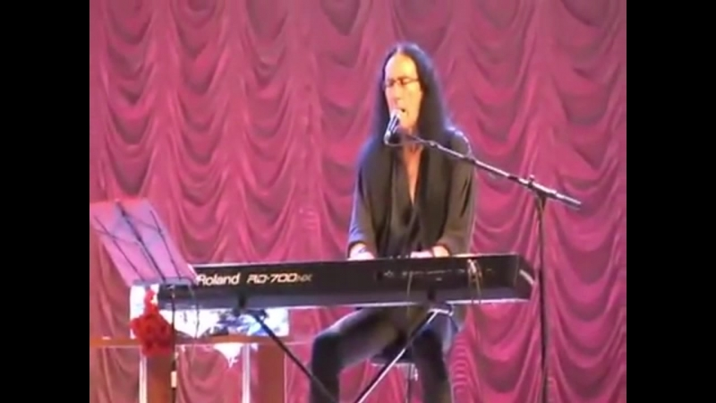 Ken Hensley (Uriah Heep) в Туле, 15.12.2014.