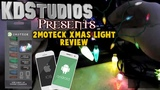 2MOTECK Poundland USB Christmas Light Charger Cable Review 2017 & 2018 Models Xmas Tat Android iOS