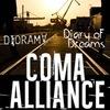 COMA ALLIANCE (DOD + Diorama) в Москве 16.02.19!