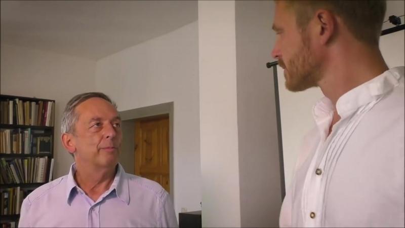Wolfgang Peetz und der Verlag Hohe Warte _ IM GESPRÄCH