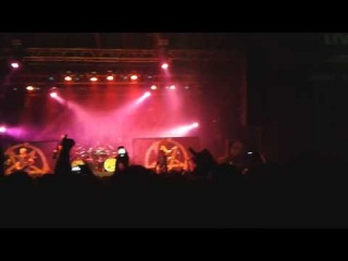 Anthrax - I am the Law - Live Trezzo sull'Adda 15/06/2014