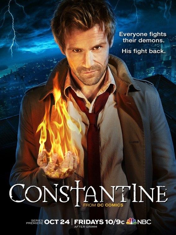 Konstantinas / Constantine (2014) 1 Sezonas
